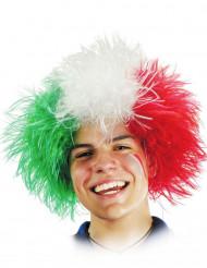 Italiensk supporterperuk för vuxna