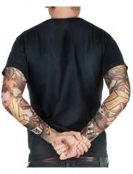 Grafiska mönster - Tatuerade ärmar