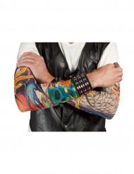 Dödskalle - Tatuerade ärmar