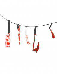 Blödande verktyg - Halloweendekoration