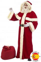 Jultomtedräkt för vuxna - Premium