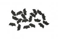 Bordskonfetti i form av fladdermöss - Halloweenpynt