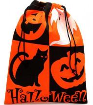 Påse för Halloweengodis