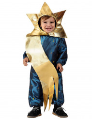 Stjärndräkt för bebisar - Juldräkt