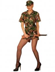 Ratatata-taa - Militärdräkt för vuxna