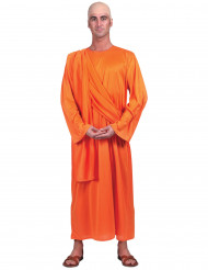 Buddistmunksdräkt för vuxna