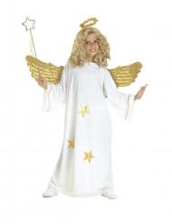 Änglaskrud med stjärnor för barn