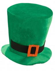 St Patriks velvet hatt