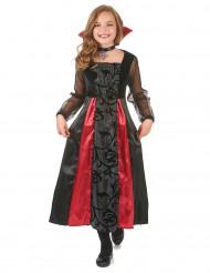 Nattens vampyr - Halloweendräkt för barn