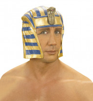 Egyptisk huvudbonad för vuxen