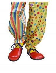 Clownskorför vuxna