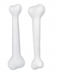 Kit av två förhistoriska ben