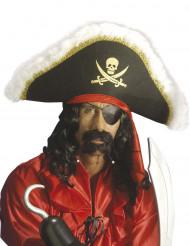 Vuxen piratskägg