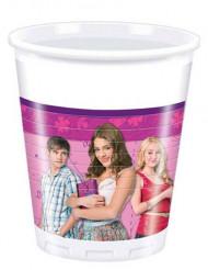 8 Plastmuggar 20cl Violetta ™
