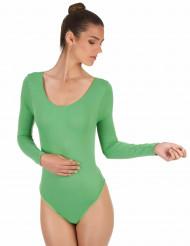 Grön body vuxna