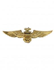 Guldfärgat pilotmärke