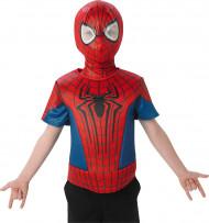 The Amazing Spiderman 2™ maskeraddräkt barn