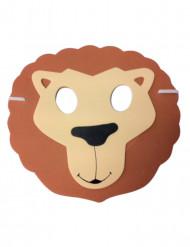 Lejonmask för barn