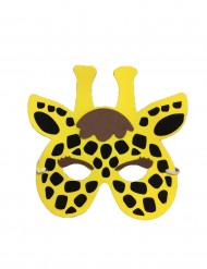Giraffmask för barn