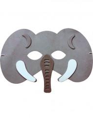 Elefantmask för barn