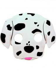 Dalmatinermask för barn