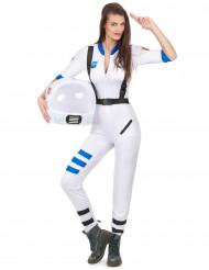 Astronautdräkt för vuxna till maskeraden