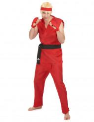 Kostym kung fu herrar