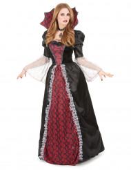 Vampyr - Halloweenkostym för vuxna