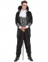 Ondskefull vampyr - Halloweenkläder för vuxna