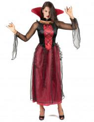 Vampyrkejsarinna - Maskeraddräkt för vuxna till Halloween