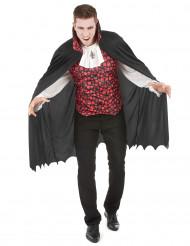 Vampyrdräkt med snygg väst - Halloweenkostymer för vuxen