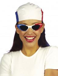 Snusnäsduk för Frankrike supporter