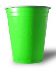 20 gröna American Original Cup - Festdekorationer