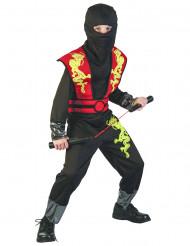 Drakfot - Ninjadräkt för barn till kalaset