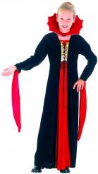 Ers Majestät av Mörkret - Vampyrdräkt för barn