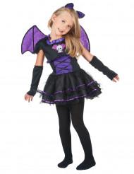 Fladdermusdräkt för barn till Halloween