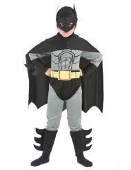 Superhjälte - Maskeraddräkt för barn till kalaset