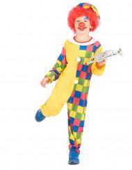 Chuckles - Clowndräktkläder i barnstorlek