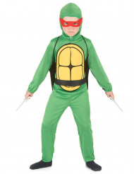 Sköldpadda dräkt barn