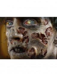 Förruttnade zombisår anbringas med vatten - Premium