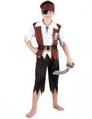 Piratdräkt till festen för barnen