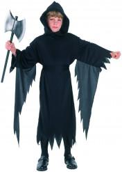 Mördardräkt för barn till Halloween