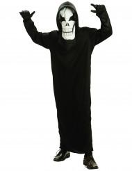 Läskigt skelett - utklädnad barn