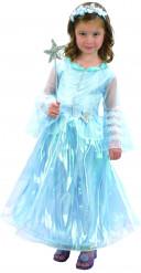 Isblomman - Lyxig maskeraddräkt för barn