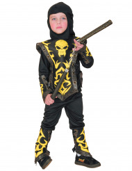 Glödande Shizen - Ninjadräkt för barn