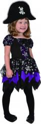 Lila Skräcken - Piratdräkt för barn