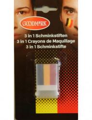 Sminkpenna för belgisk supporter