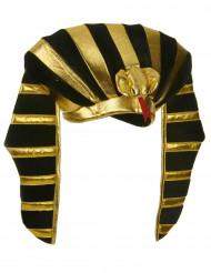 Huvudbonad för egyptisk kung vuxna