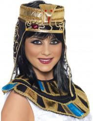 Huvudbonad för egyptisk drottning vuxna