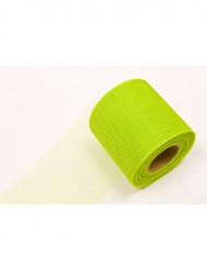 Grön tyll rulle 20 meter